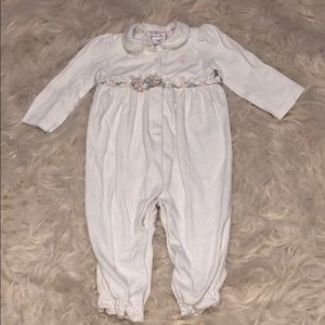 Ralph Lauren bodysuit one piece white polo outfit